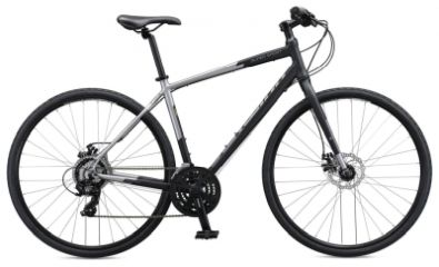 Ποδήλατο Schwinn Super Sport 700C Black/Grey Mat Medium