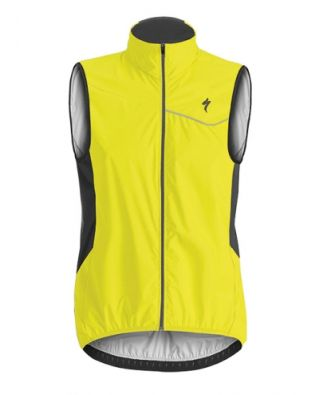 Αντιανεμικό Γιλέκο SPECIALIZED RBX EXPERT VEST Yellow Fluo
