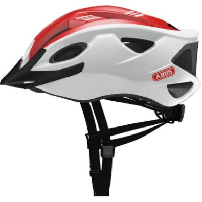Κράνος ABUS S-CENSION Race Red