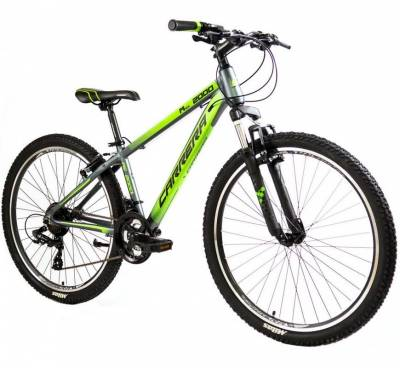 Ποδήλατο Carrera MTB M6 2000 V 26'' Grey/Green 2020 36cm