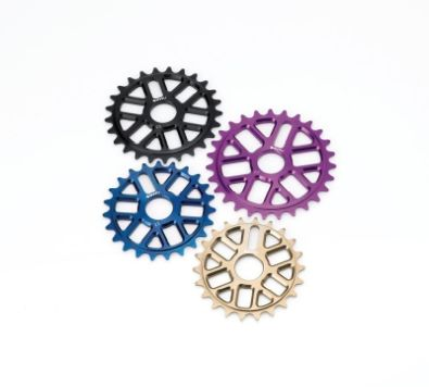 Δίσκος Snafu Ola Sprocket 28T - Blue