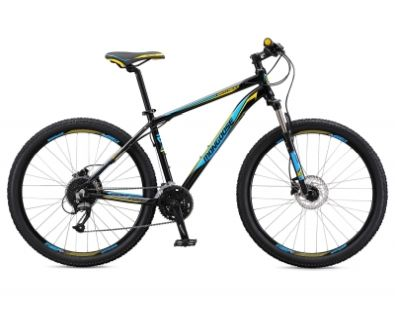 Ποδήλατο Mongoose Switchback Expert Black