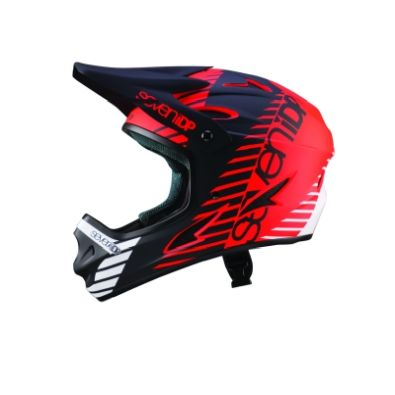 Κράνος 7iDP Seven Protection M1 Helmet 2018 Tactic Red