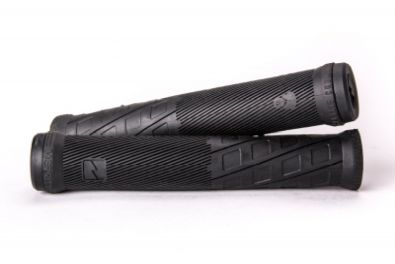 Χειρολαβές Bmx Merritt Charlie Crumlish Cross–Check  Grips Black
