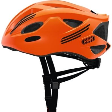Κράνος ABUS S-CENSION Neon Orange