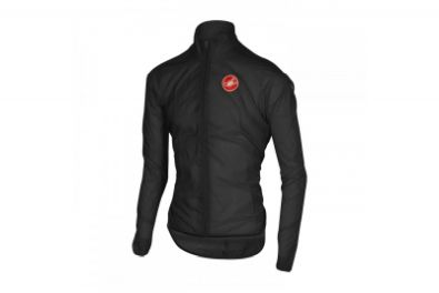 Αντιανεμικό Castelli Squadra Long Jacket (Black)