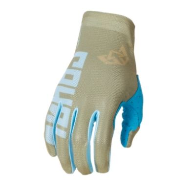 Γάντια Royal Racing Victory Glove Olive-Light Blue