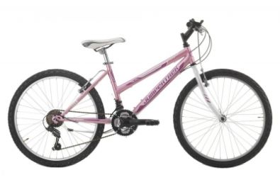 "Ποδήλατο MTB JUMPERTREK CINZIA 24"" SNAKE GIRLS PINK"