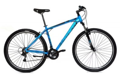 Ποδήλατο CARRERA MTB 29'' M9 2000 V - 44cm (Blue/Black)