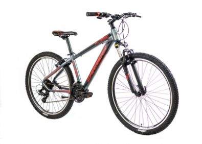 Ποδήλατο Carrera MTB M7 2000 VB 27,5'' Grey/Red 2020 43cm
