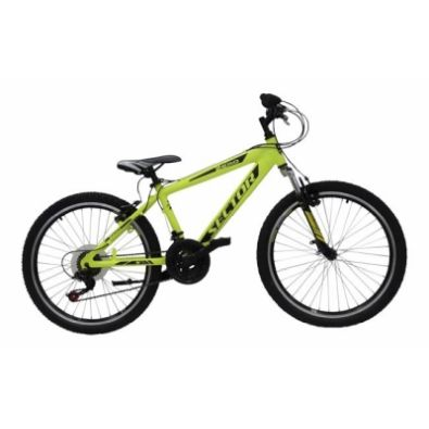 Ποδήλατο SECTOR ZERO 24'' 18spd Yellow 35cm
