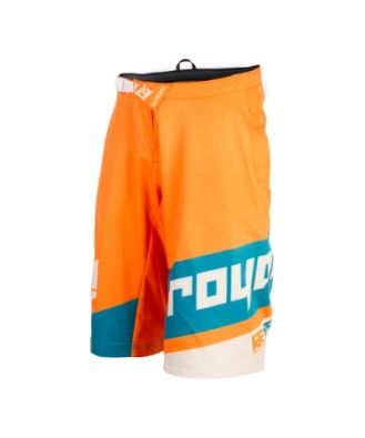 Royal Racing Victory Race Shorts  Diesel-Orange