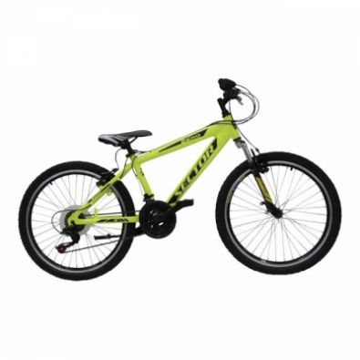 Ποδήλατο SECTOR ZERO 26'' 18Spd Neon Yellow