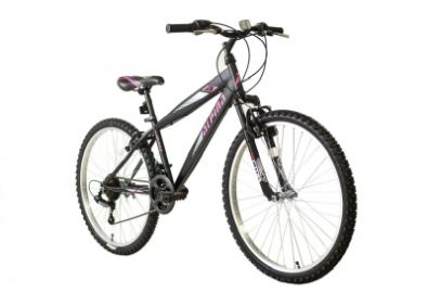 Ποδήλατο Alpina Alpha MTB 24'' 21spd Black/Pink Small