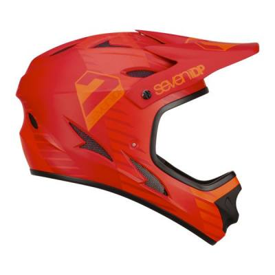 Κράνος 7iDP Seven Protection M1 Helmet 2019 Tactic Bright Mid Dark Red