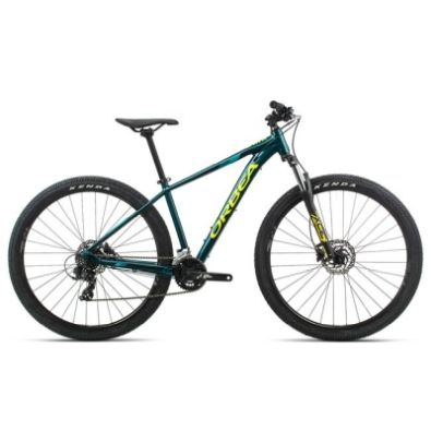Ποδήλατο ORBEA MX50 27,50'' 2020 Blue/Yellow