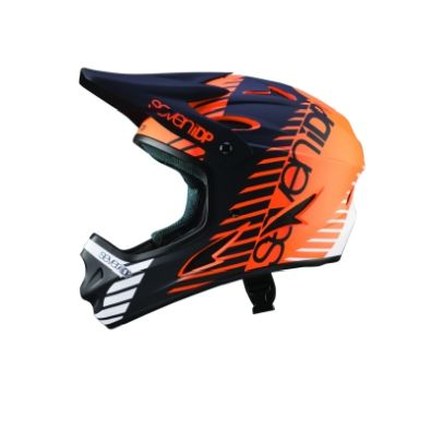Κράνος 7iDP Seven Protection M1 Helmet 2018 Tactic Orange