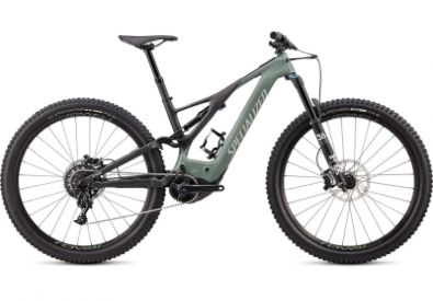 Ποδήλατο Specialized Turbo Levo Expert Carbon 29'' 2020 Spruce / Sage Green