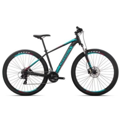 Ποδήλατο ORBEA MX60 29'' 2019 Black Turquoise Medium