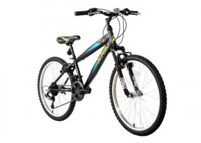 Ποδήλατο Alpina Alpha MTB 26'' 21spd Black/Green Small