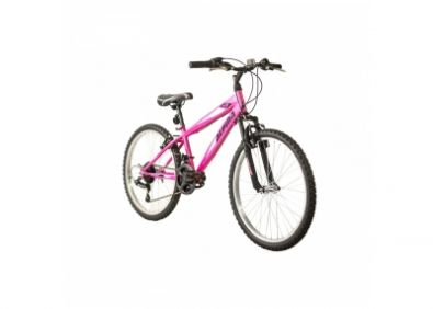 Ποδήλατο Alpina Alpha MTB 24'' 21spd Pink/White Small