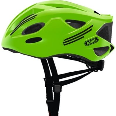 Κράνος ABUS S-CENSION Neon Green