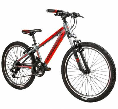 Ποδήλατο CARRERA M4 2000 V 24'' Grey/Red 30cm