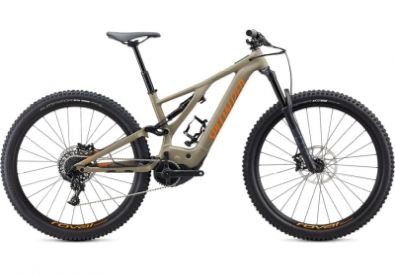 Ποδήλατο Specialized Turbo Levo Comp 29'' 2020 Taupe / Voodoo Orange