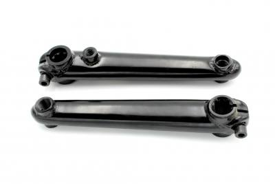 BMX Cranks 3pc 175mm Black