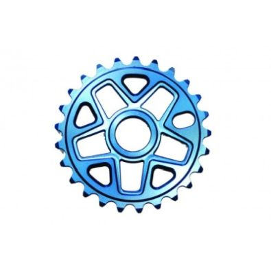 Δίσκος BMX Alloy 25T - Blue